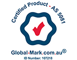 Certified Product - AS 5081